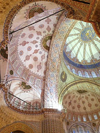 Blue Mosque (© 2014 Aysun Ozkose)